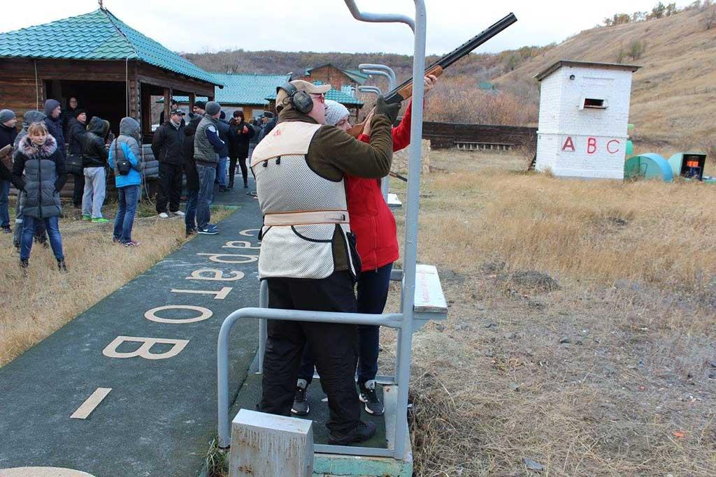 стендовая стрельба в Саратове